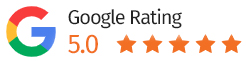 Gandy Printers is 5-Star rated on Google